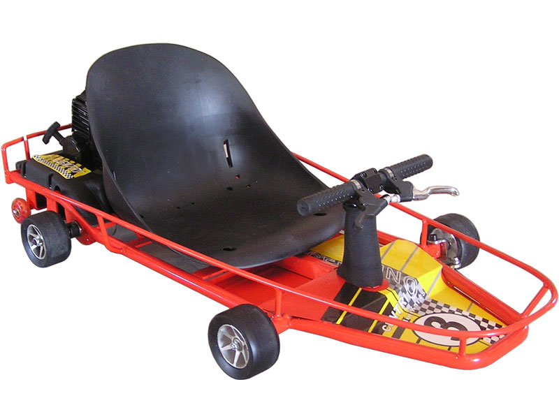 Power Kart 50 - Red or Black