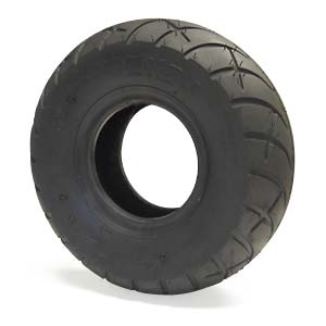 Tire, 10 inch - Street Tread Long Wear