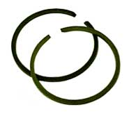 Piston Rings, 21-23cc
